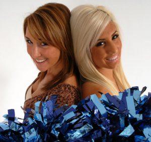 Queensway gals represent Argos at Grey Cup gala