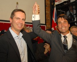 Victory for Liberals in St. Paul's