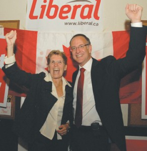 Grits fend off Tory threat in Don Valley West
