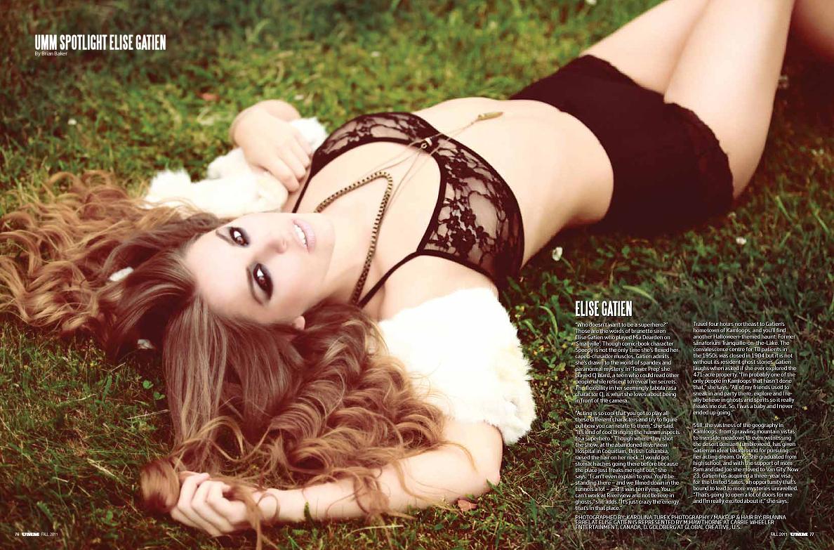Elise Gatien Nude Photos 41