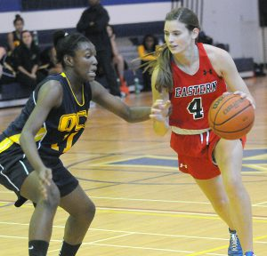 Eastern focuses on qualifying for OFSAA