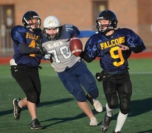 Falcons win Varsity Development title