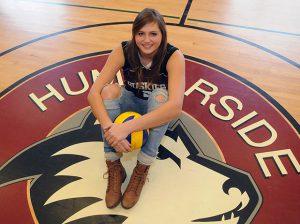 Cinderella story for Huskies volleyballer