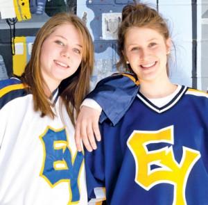 East York hockey a family affair