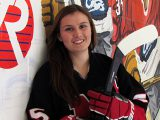 Sports helped hockey star come out of her armour