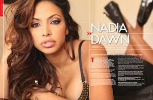 Nadia Dawn, Spring 2013 UMM.