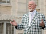 Don Cherry first NHL coach to allow women in locker room