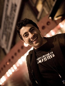 Courtesy Adam Lopez/Sam Javanrouh HAIR-RAISING EXPERIENCE: Toronto After Dark Festival founder and director Adam Lopez has full-moon fever, running all over the city in preparation for the movie fest's big event.