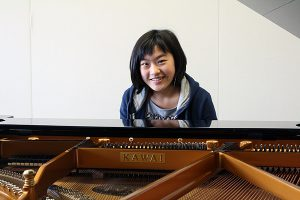 BRIAN BAKER/TOWN CRIER PROGRESSION: Piano prodigy Coco Ma credits her parents and the nurturing Leaside community she lives in for her exceptional progress.
