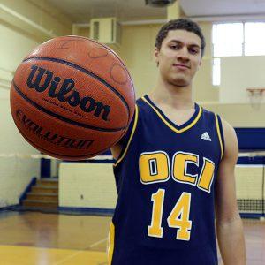 Brody Clarke, Oakwood Barons