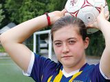 School soccer star ponders next level