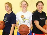 Eyes on the future for St. Clement's basketball girls