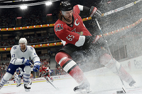 NHL 16 PS4 (reviewed), Xbox One EA Sports Rating: Everyone 10+ 4 out of 5