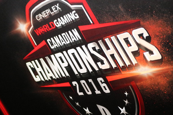 BRIAN BAKER/DORK SHELF GAME ON: Cineplex launches its first eSports tournament, Feb. 21. Journalists were given a first look at how the tournament will work.
