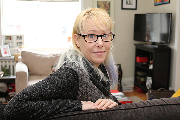 BRIAN BAKER/TOWN CRIER CLOSE TO HOME: Jennifer Hamilton, 43, is hoping the Canadian and Ontario governments can come to an agreement on how to cover the world's most expensive drug, Soliris, for her aHUS treatment.