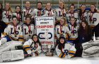 Lawrence Park's girls hockey the best in the province