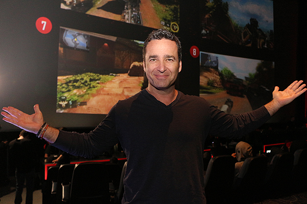 BRIAN BAKER/TOWN CRIER ARCADE MASTER: Rob Segal, CEO of World Gaming, was on hand for the regional Cineplex World Gaming Championships at the Scotiabank Theatre on Feb. 21. The Deer Park resident has been an avid gamer for 40 years, and says he was a fixture at the Yonge Street arcade, Funland, while growing up.