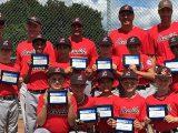 Leaside team captures Toronto baseball title