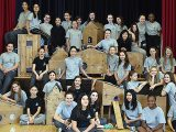 Bishop Strachan students create cat shelters