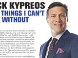 Ten things I can't live without: Nick Kypreos