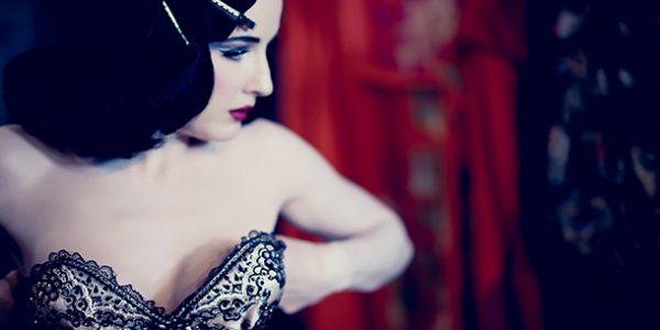 Interview: Dita Von Teese All Set to Tease Toronto