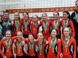 Leaside Lightning 13U team nets gold