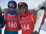Forest Hill twins double threat on slopes