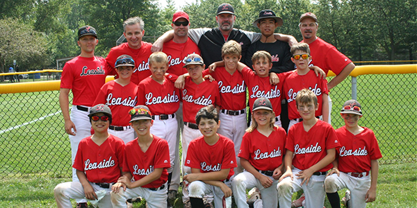 Leaside Baseball claims two TBA crowns