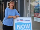 Former banker sets up travel agency in Davisville