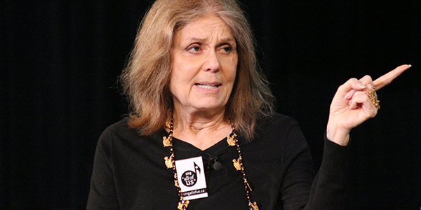 Gloria Steinem inspires Branksome Hall students to build unity