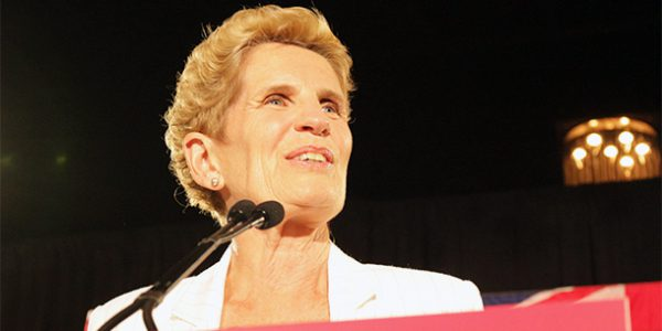 Wynne holds on to Don Valley West but steps down as leader