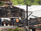 Heartbreaking loss of 16 horses in Sunnybrook Stables fire